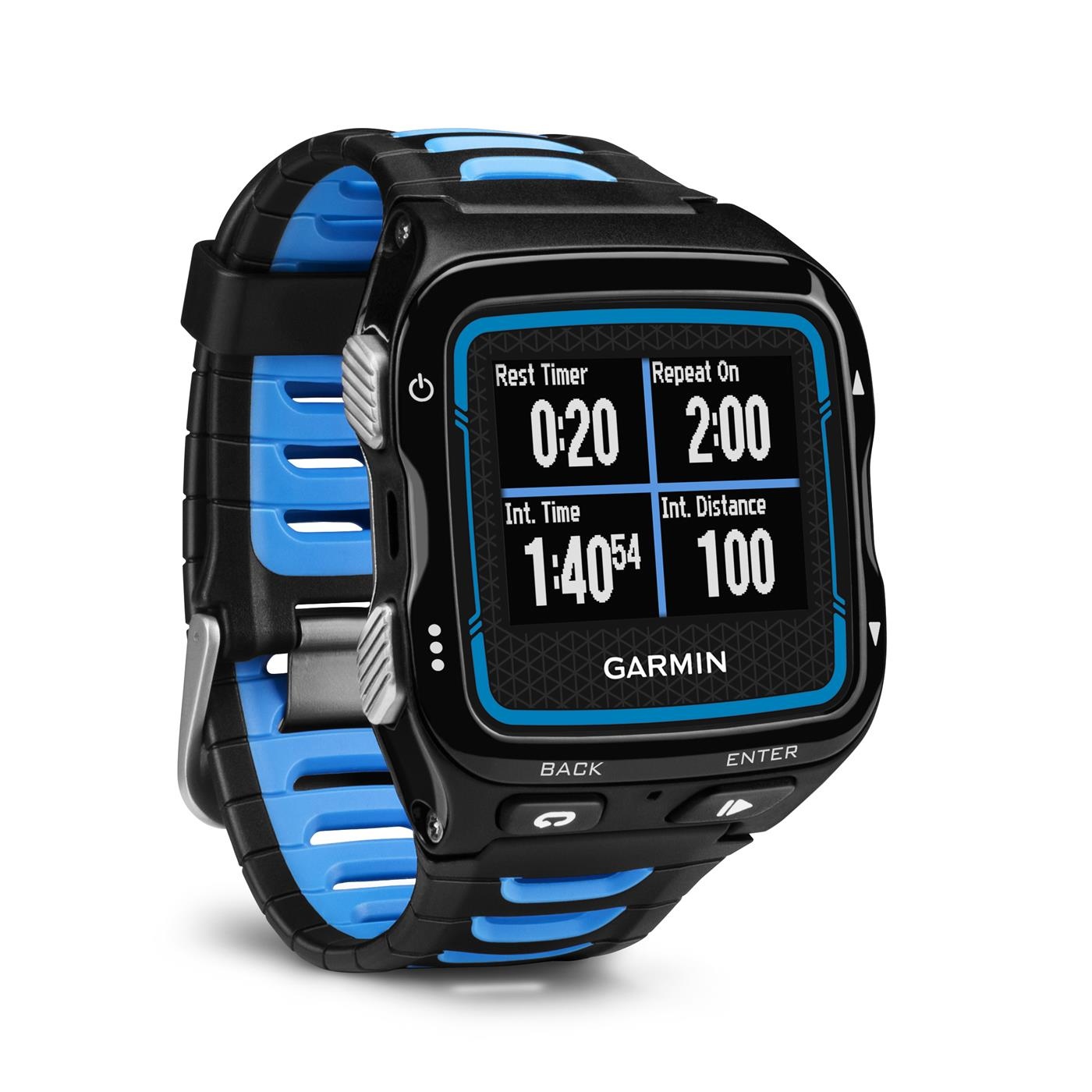010-01174-30   Garmin Forerunner 920XT Sort m/HMR-Run Med Pulsbelte HMR-RUN