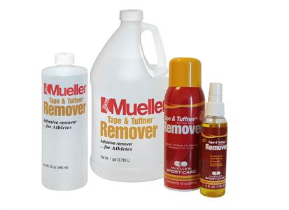 317200101  317200102 Mueller Tape & Tuffner Remover 118 ml Pumpespray